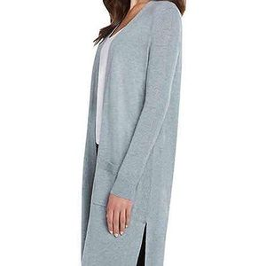 Matty M Women's Duster Open Front Knit Cardigan